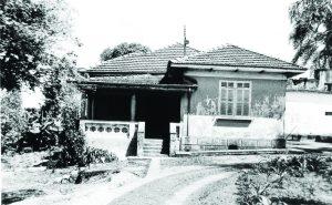 Casa histórica de Itaquera